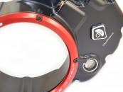 CCDV02 - CLEAR CLUTCH COVER OIL BATH