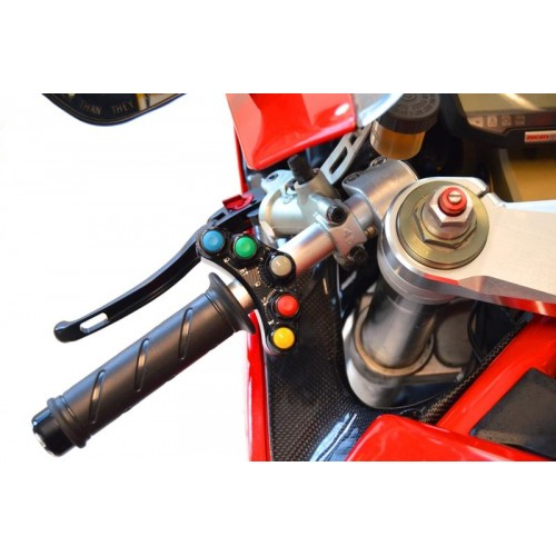 CPPI04 - 7 BUTTON HANDLEBAR STREET SWITCHED