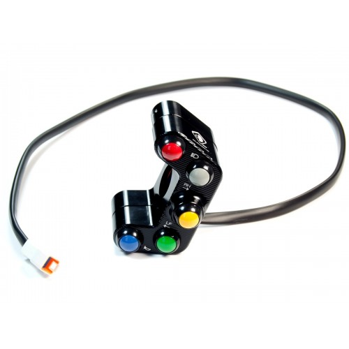 CPPI13 - 7 BUTTONS HANDLEBAR STREET SWITCHED