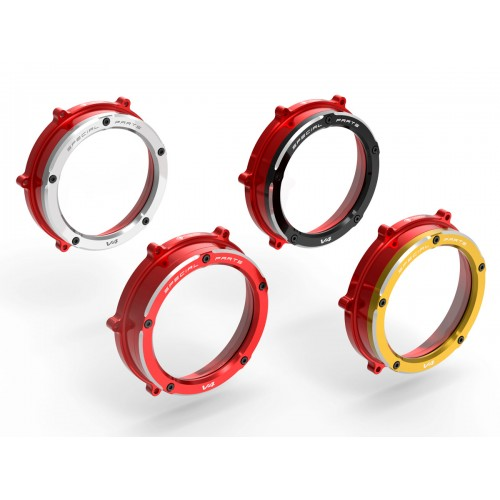 CCV401 - CLEAR CLUTCH COVER PANIGALE V4